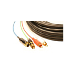 Video-Kabel und Übergänge