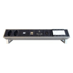 Desk 2 Steckdoseneinheit mit Neets Control System