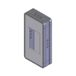 wallboxx für Wandeinbaulautsprecher
