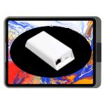Viveroo One PoE-Version - Fixe iPad Pro Halterung mit PoE