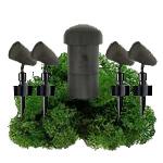 Garten Lautsprecher Systeme