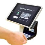 Viveroo One Kiosk - iPad Tischständer