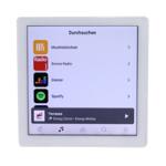 Android Touch Panel von AV Weibel