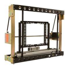 TV Lift mit wegfahrender Klappe - Future Automation PL