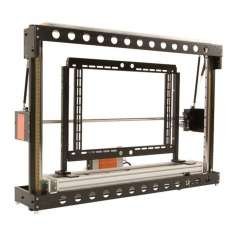 TV Lift mit wegfahrender Klappe - Future Automation ML