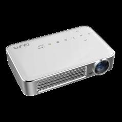 Vivitek Qumi Q6 weiss - Mobiler LED-Projektor