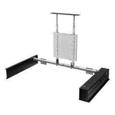 TV Lift für den Tischeinbau