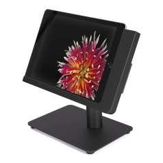 Viveroo Free Flex iPad Standfuss mit USB-C in DeepBlack