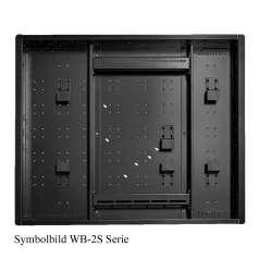 Future Automation WB26-2S - Multi Purpose In Wall Box für PS Serie