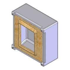 resoboxx T200B1 rechteckig