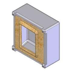 resoboxx T272B3 rechteckig