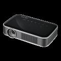 Vivitek Qumi Q8 schwarz - Mobiler LED Beamer