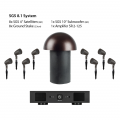 SGS 8.1 + Amplifier (Set) - Sonance Garden Serie