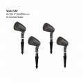 SGS4 Pack - Sonance Garden Serie 4er Pack Satellitenlautsprecher
